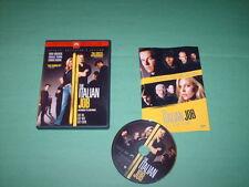The Italian Job (DVD, 2010, Widescreen)