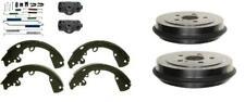 Ford Ranger Brake Drum Shoes Spring Kit 10 inch brakes Wheel Cylinder 1998-2009