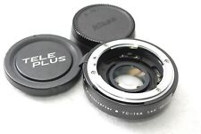Nikon Teleconverter TC-14A 1.4X w/ caps from JAPAN #P93