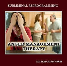 Anger Management Subliminal Program - Eliminate Your Anger For Good