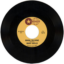 """MARY WELLS  """"WHEN I'M GONE""""  AWESOME MOTOWN / NORTHERN SOUL    LISTEN!"""