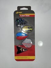 New listing Accudart 5 Pack Assorted Hologram Dart Flight Game Board Replacement SHIPS FAST