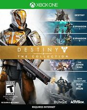 Destiny: The Collection [Microsoft Xbox One, Bungie, Activision, FPS RPG] NEW