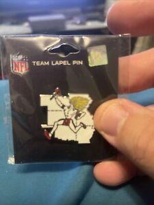 "Kansas City Chiefs ""RETRO STYLE"" Collectors Pin NFL"