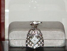 Pre-Owned Women's JAS Fashion Silver Purse Clip On Analog Quartz Watch