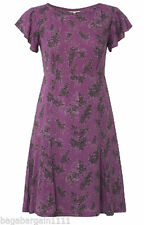 White Stuff Plus Size Viscose Floral Dresses for Women