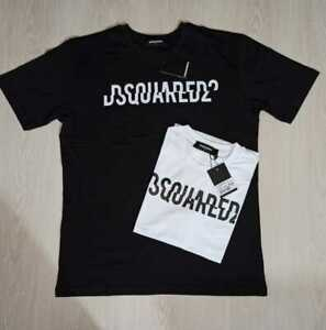 Dsquared2 ICON Mens Tshirts Tops Cotton Short Sleeve Regular Fit