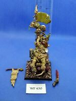 Warhammer Fantasy/40K - Daemons - Epidemius, Archivista de Nurgle - Metal WF430