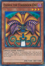 Exodia Individual Yu-Gi-Oh! Cards