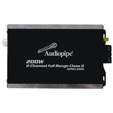 Amplificateurs 2 canaux Mini pour véhicule