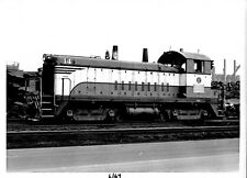 1971 Remote Contolled Dofasco Railway Train #14 Engine 5x7 Photo X2200S ONT M