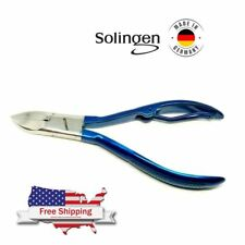 "Hetzer Solingen Toe Nail Nipper Thick Nail Clipper German Heavy Duty Cutter 4,5"""