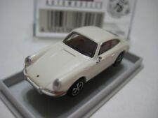 Brekina Top Decoration (Germany) White Porsche 911E Coupe Plastic 1:87 NIB
