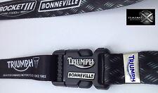 TRIUMPH BONNEVILLE lanyard keyholder design RAIMIX MOTO PARTS