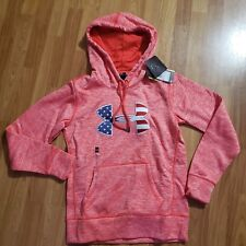 682f39a9b17e Fleece Solid Under armour Sweats   Hoodies for Women for sale
