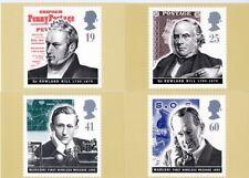 GB 1995 PHQ Cards Mint Set~Communications~(4)~PHQ-173~UK Seller