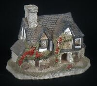 "Vintage 1985 David Winter Cottages ""Hogs Head Beer House"" Figurine * Excellent!"