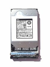 "Dell 10TB 7.2K SAS 12Gbps 3.5"" Drive for PowerEdge R230 R330 R430 R530 R630 R930"