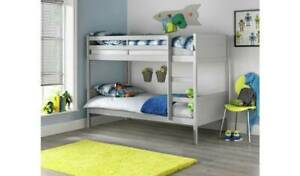 Home Detachable Bunk Bed Frame - Grey
