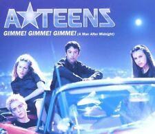 A*Teens Gimme gimme gimme.. (1999) [Maxi-CD]
