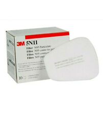 3M 5N11 Niosh OEM Filters for 6200 6800 7502 SEALED box of 10 --- ships from USA