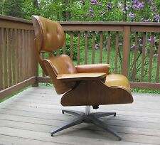 Vintage Mid Century Modern Plywood Chair Miller Eames Frank Doener for Restore