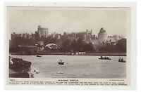 Berkshire postcard - Windsor Castle - RP