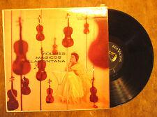 Violines Magicos Villafontana record album