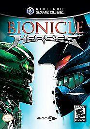 Bionicle Heroes NGC New GameCube