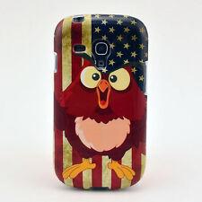 Custodia cover Case GUFO USA tpu per Samsung I8190 Galaxy S III mini S3 Morbida
