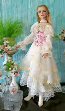 """""""LENORE An"""" SEWING PATTERN TONNER ANTOINETTE, CHIC BODY, 16""""  MARLEY, CAMI & JON"""