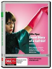 Secret Diary Of A Call Girl : Series 3 (DVD, 2010)EX RENTAL NOTE DISC ONLY I CAN