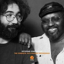Keystone Companions: The Complete 1973 Fantasy Recordings by Jerry Garcia/Merl Saunders (Vinyl, Oct-2016, 6 Discs, Concord)