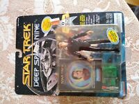 Playmates, Star Trek, Deep Space Nine, Action Figures, Q