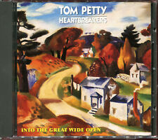 TOM PETTY AND THE HEARTBREAKERS - INTO THE GREAT WIDE OPEN - CD ALBUM [2896]