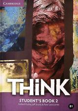 Cambridge THINK Level 2 (B1) Student's Book @NEW@
