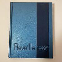 "1966 ""Reveille"" - Arlington State College Yearbook - Arlington, Texas"