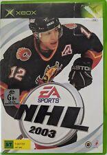 XBOX Game NHL 2003