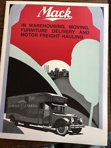 Mack in Warehousing,Moving,Furniture Delivery and Motor Freight Hauling