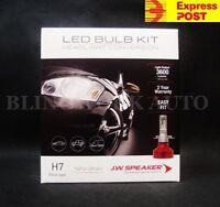 JW Speaker Model 3600 H7 6200k White Driverless LED Conversion KIT 6000k Cool