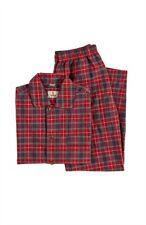 Baracuta Pigima bed clothes pajama classic tartan size XL