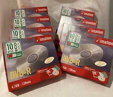 DVD-R Rohlinge 80Stck. Neu Original In 10-er Pack