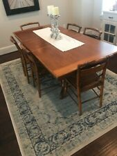 Lambert Hitchcock Dining Table and Chairs