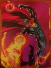 DC Overpower Fighting Level 2 Power Card Eradicator X2 NrMint-Mint Card