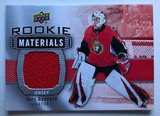 2019-20 Upper Deck Rookie Materials #RMJD Joey Daccord - Ottawa Senators