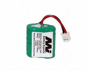 SAC00-12615 80mAh Dog Collar Battery for Sportdog NoBark 10R, SBC-10R, SCB-10R