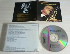 CD ALBUM STAN GETZ QUARTET LIVE AT MONTMARTRE VOL. 1 5 TITRES 1988 SCCD 31073