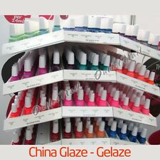 Geláze Gelaze by China Glaze 15mL Gel-n-Base In One Gel Polish @Pick ANY Color