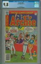 ARCHIE #282 CGC 9.8 WHITE PAGES
