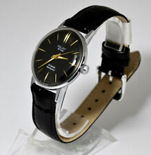 POLJOT DE LUXE Vintage USSR  Men's Wrist Watch 23 Jewels.  Serviced.